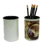 הדפסה אישית של תמונה על כוס לעפרונות